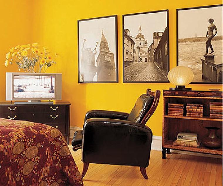 ottenok-mimoza-v-interere-gostinoj