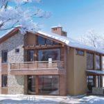 Как выбрать удачный проект частного дома